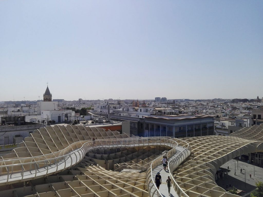 Metropol Parasol Sevilla Spain
