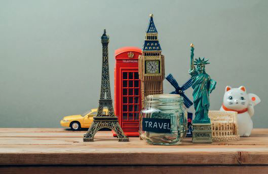 Souvenirs from World