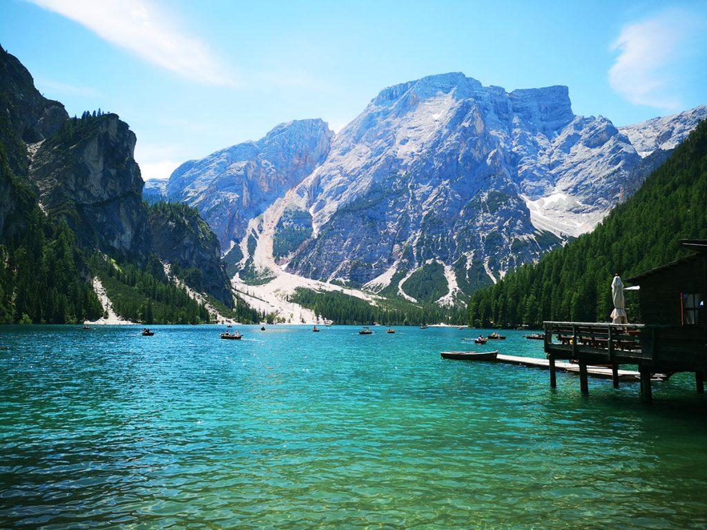 Braies Lake - Braies - Dolomites