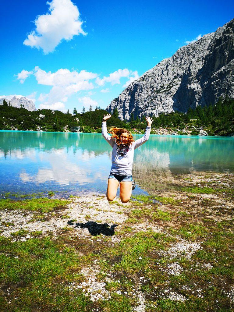 Sorapis Lake - Dobbiaco - Dolomites