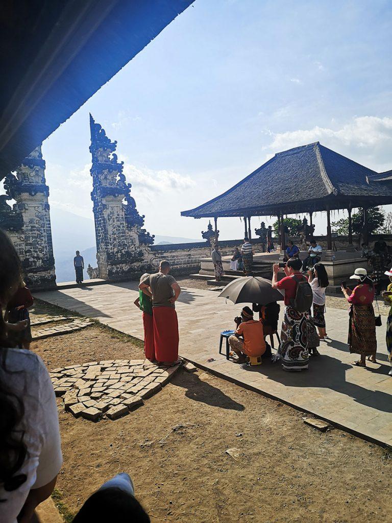 Pure Lempuyang and the Paradise's door