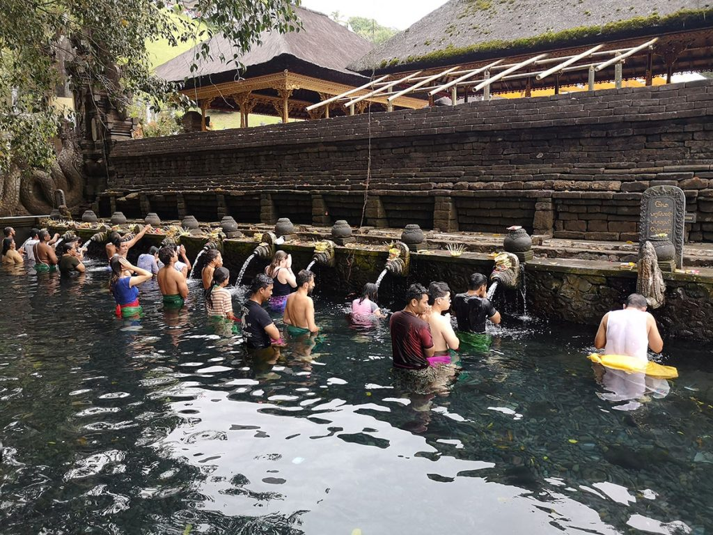 Pura Tirta Empul - temple of the sacred spring