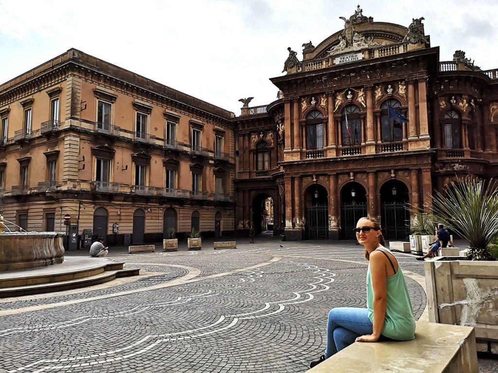 Bellini Theatre - Catania