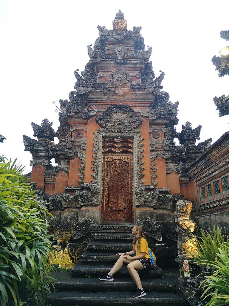 Pura Taman Saraswati - Ubud - Bali - Indonesia