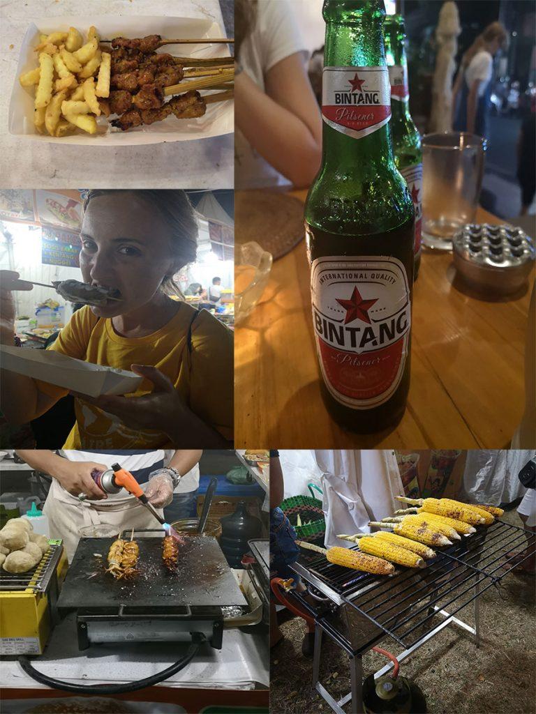 Street Food Festival - Ubud - Bali - Indonesia