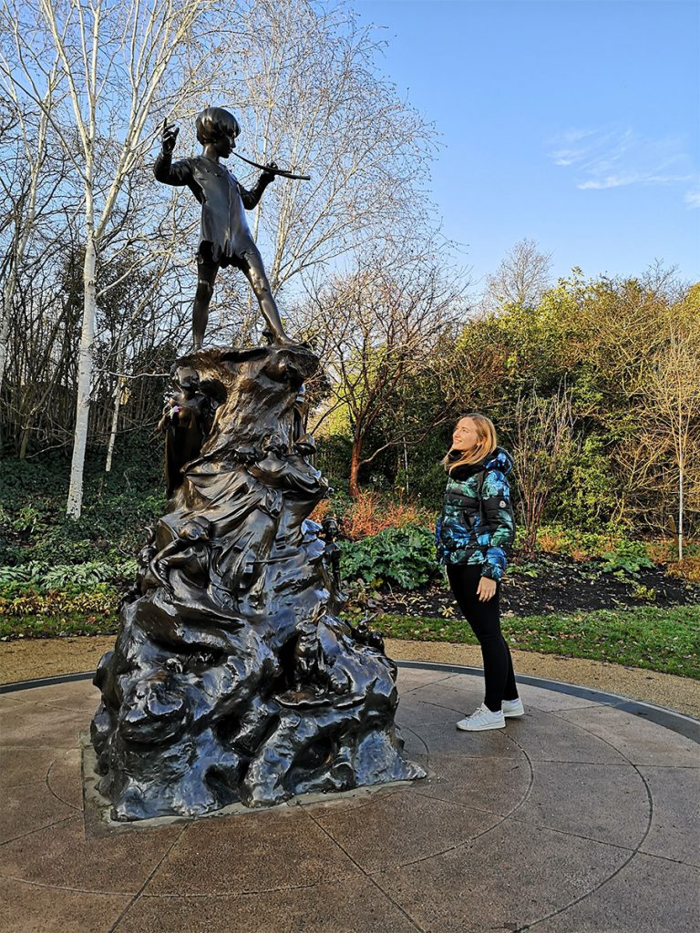 Hyde Park Peter Pan - London